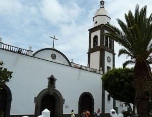 Kult und Aktivitäten zu Ostern in Arrecife auf Lanzarote