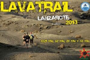 LavaTrail Lanzarote 2013