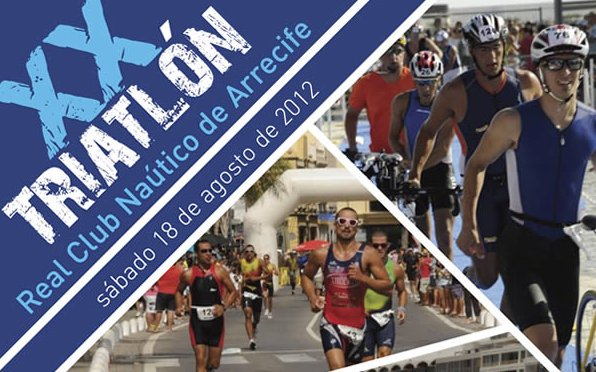 XX Triathlon Real Club Náutico Arrecife