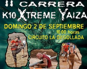 II Carrera K10 Xtreme YAIZA